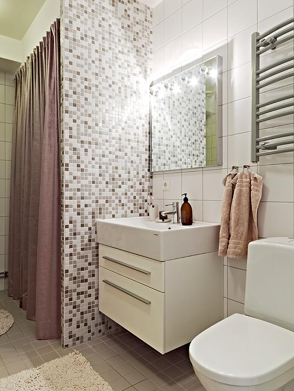 #474630 Todo lindo e cheio de graça A casa que a minha vó queria 601x800 px Banheiro Simples Mas Bonito 2018 3797