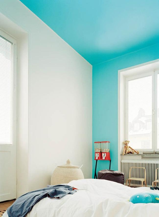 Adota ou dispensa pintadas de uma outra maneira a casa - Paredes pintadas ...